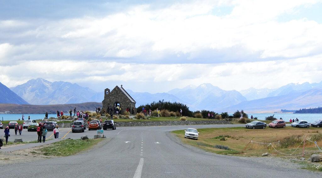 Igreja do Lago Tekapo