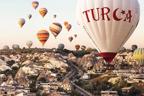 viagem em grupo para a turquia em 2020