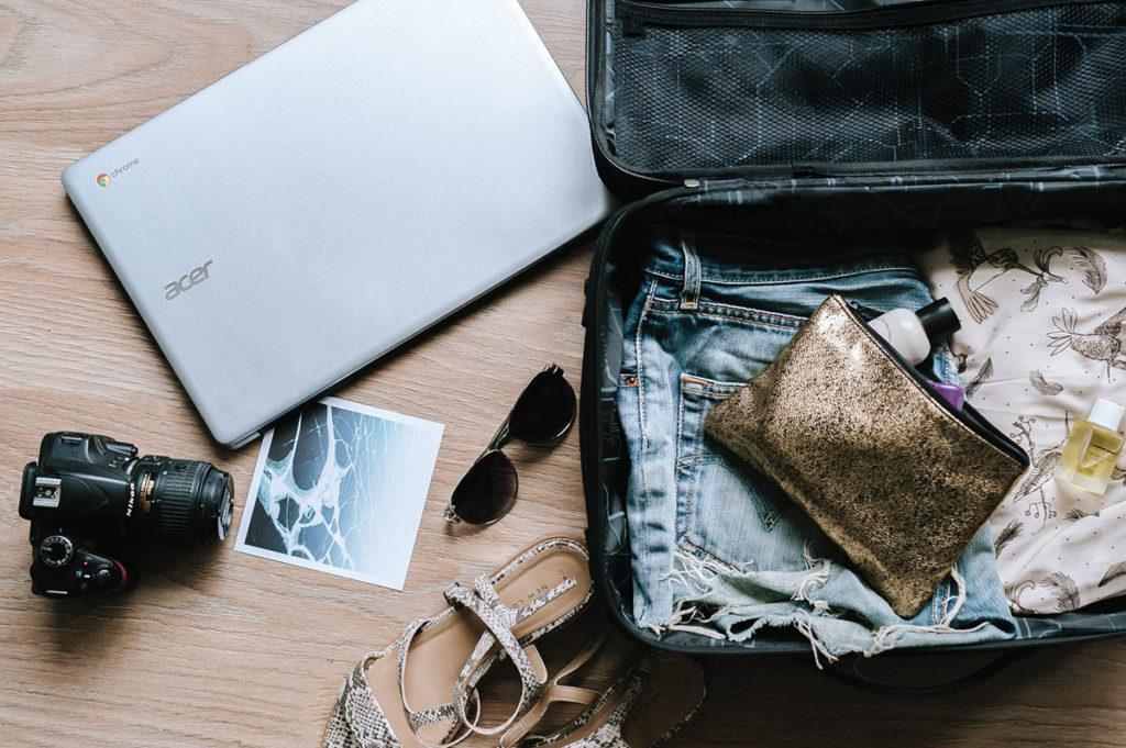 arrumar a mala para viajar para a argentina