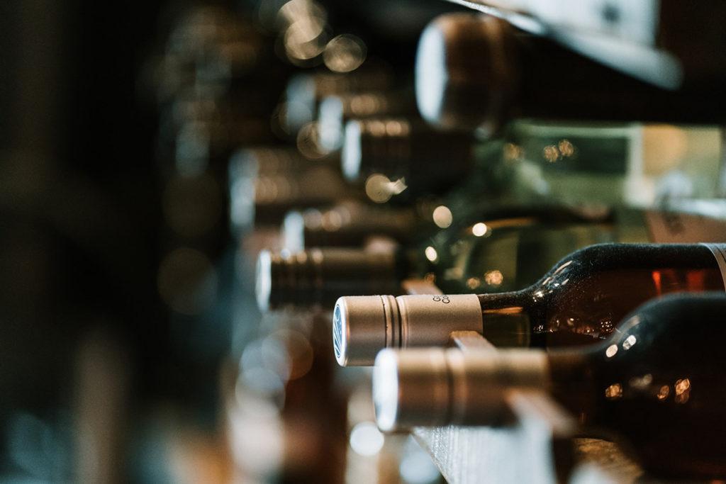 como levar vinho na mala