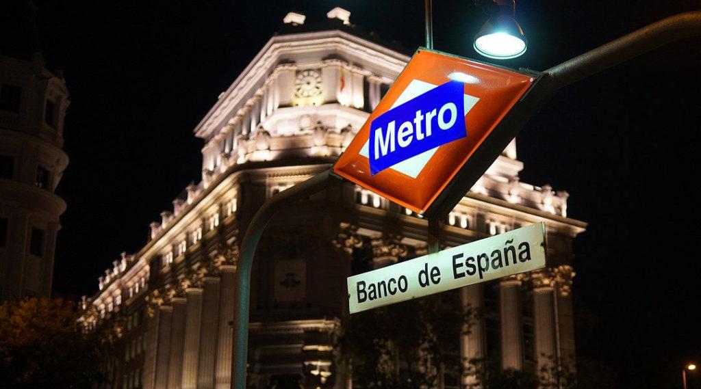 Banco da Espanha em La Casa de Papel