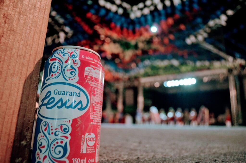 guaraná jesus, bebida típica do maranhão