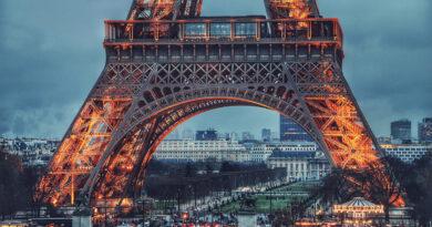 pontos turísticos de paris - Torre Eiffel