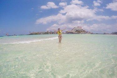 Playa Norte - Isla Mujeres - Experiências em Cancun